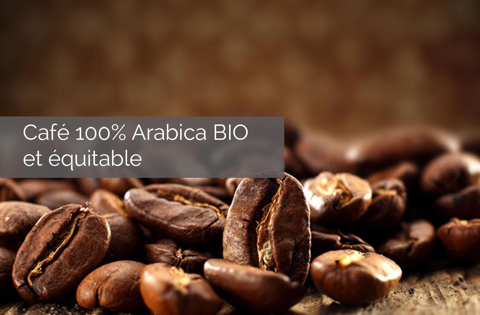 2AD vous propose un café bio et équitable