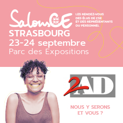 Salon CE Strasbourg 23-24 septembre 2021