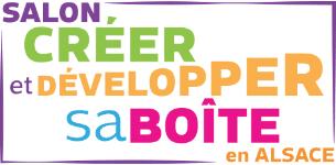 Logo du Salon Créer Sa Boite