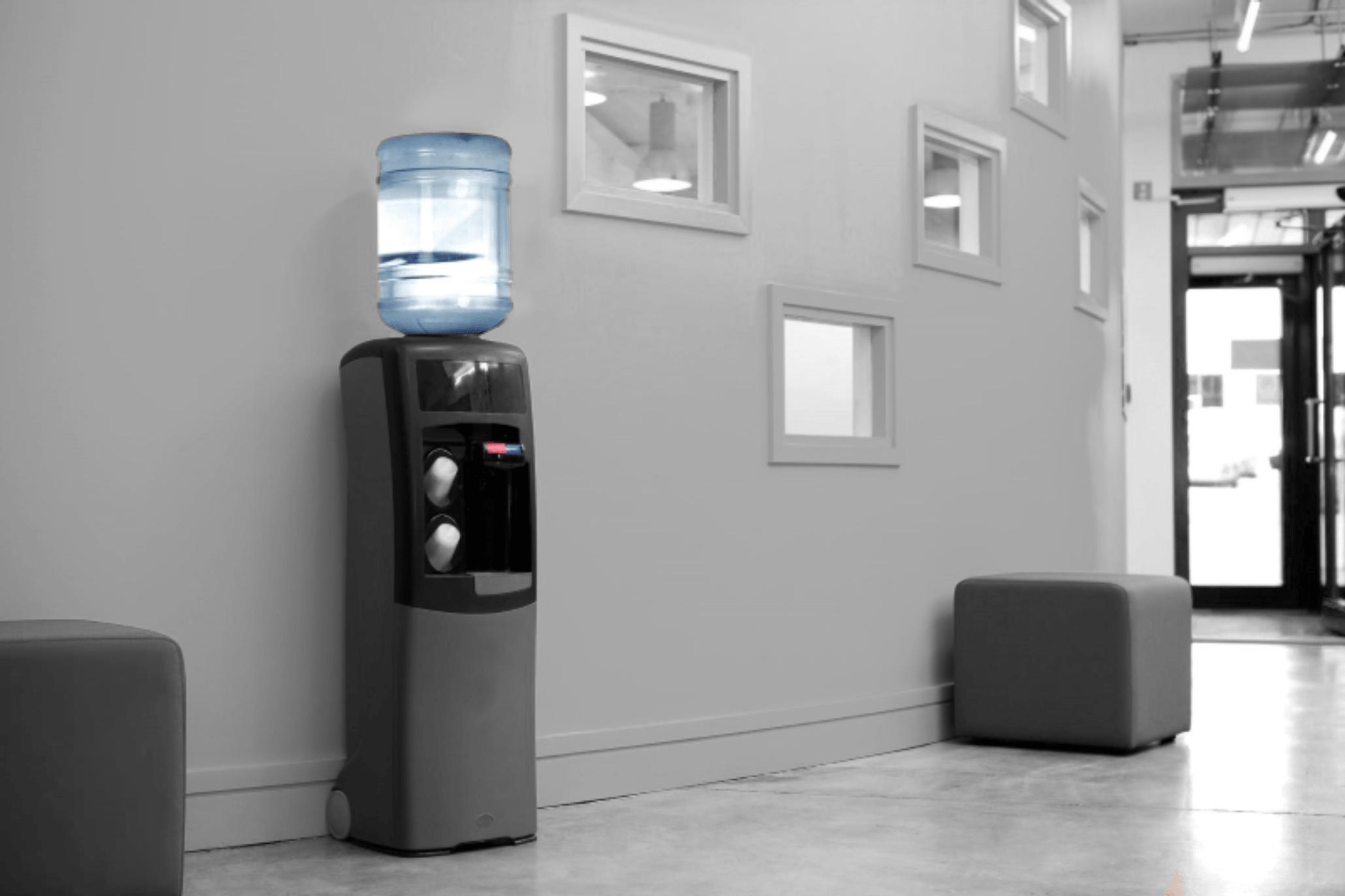 Fontaine à eau 2AD réseau ou bonbonne : laquelle choisirez-vous?