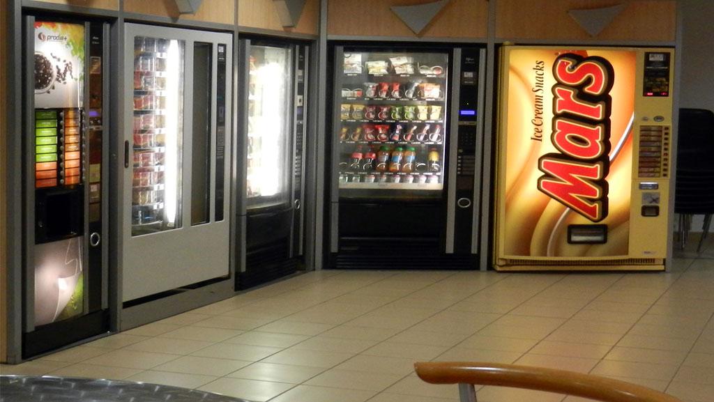 Distributeurs automatiques 2ad en Alsace, Lorraine et Franche-Comté