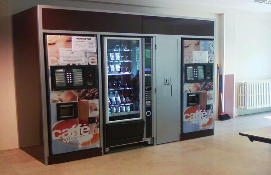 Distributeurs automatiques 2ad
